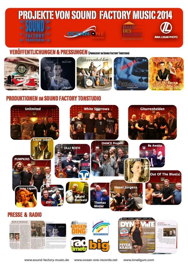 Projekte 2014-1