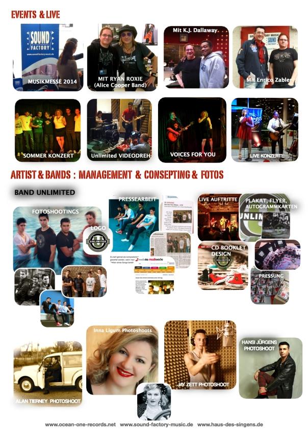 Projekte 2014-2